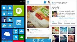 windows phone aplicaciones