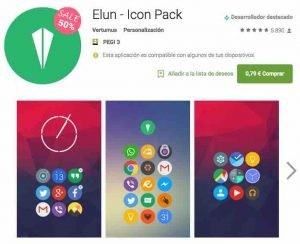 pack iconos Android 2017