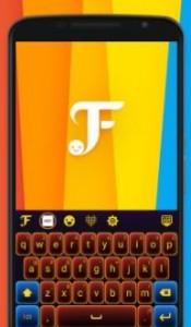 aplicaciones teclado