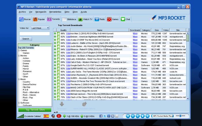 descargar musica mp3 gratis y rapido sin programas