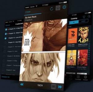 Apps para leer comics Android