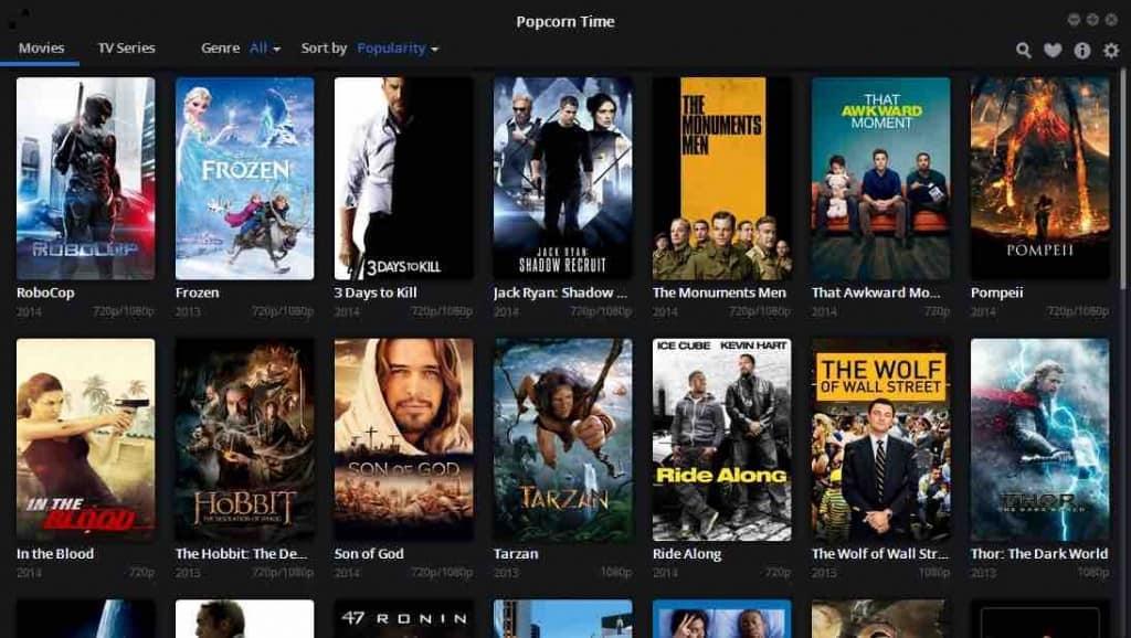 ver películas gratis Android