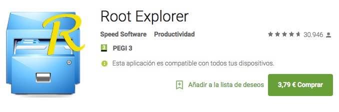 mejor Explorador Archivos Android 2017