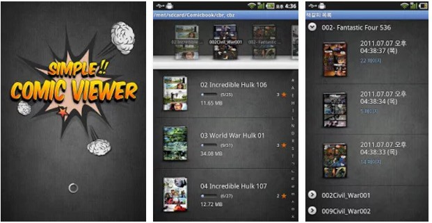 Apps para leer comics iphone