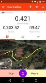 app para correr 2017