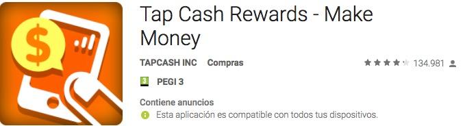 aplicación para ganar dinero con Android