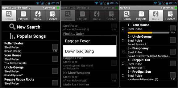 aplicación para descargar música gratis android