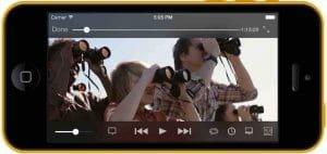 ver películas online ipad