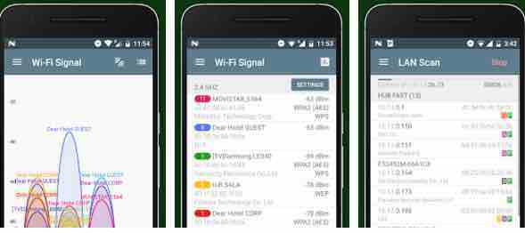 mejores apps analizar wifi