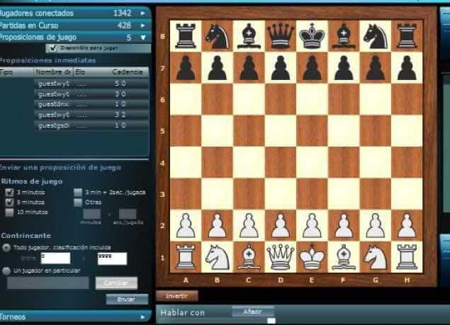 mejor sitio ajedrez online