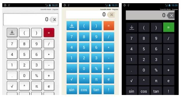 apps Calculadoras Científicas