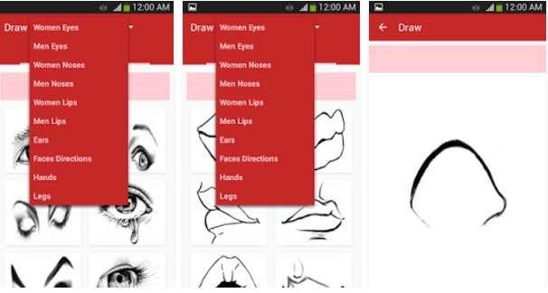 aplicación para dibujar