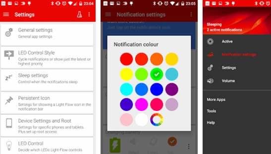 app personalización Android
