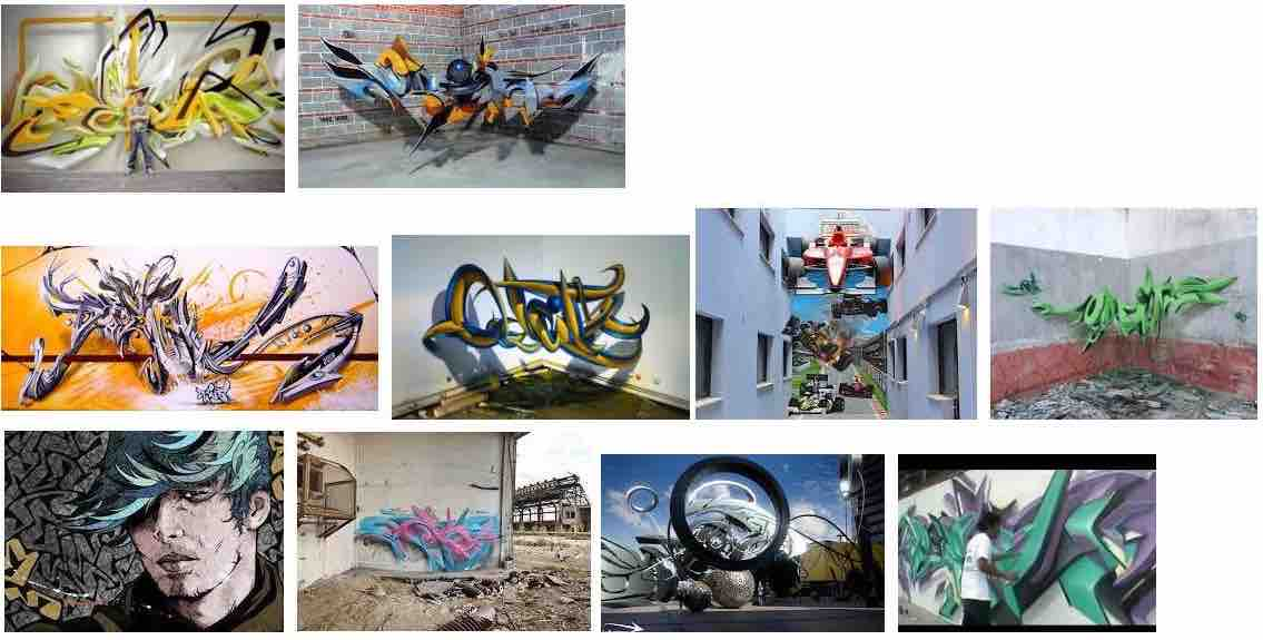 Las Mejores Aplicaciones Para Aprender A Dibujar Graffitis Insat