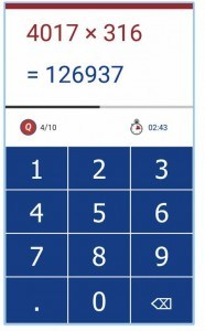 app Calculadora Científica