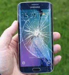 como arreglar pantalla rota smartphone