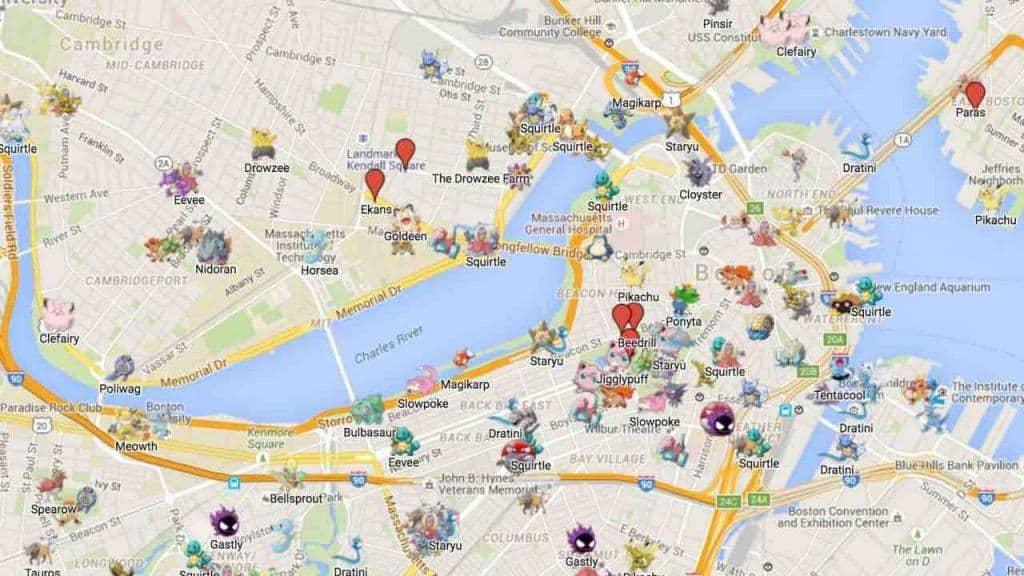 Pokemon Go Mapa Barcelona.Las Aplicaciones De Radar Para Pokemon Go A Jugar En 2020 Insat Android Club
