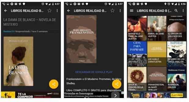 mejores aplicaciones para descargar libros