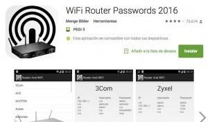 cambiar la contraseña del wifi