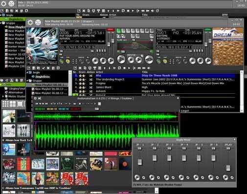 app DJ música