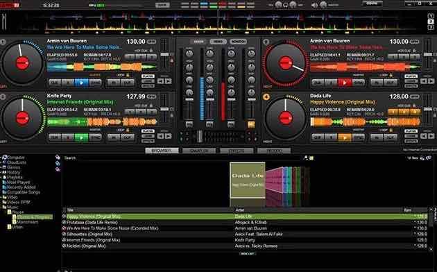 programas DJ