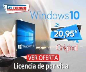 Super Oferta de Windows 10 Pro