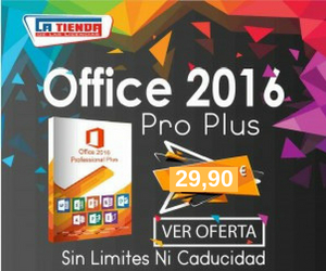 Super Oferta de Office 2016 Pro Plus