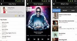 aplicaciones para descargar musica gratis