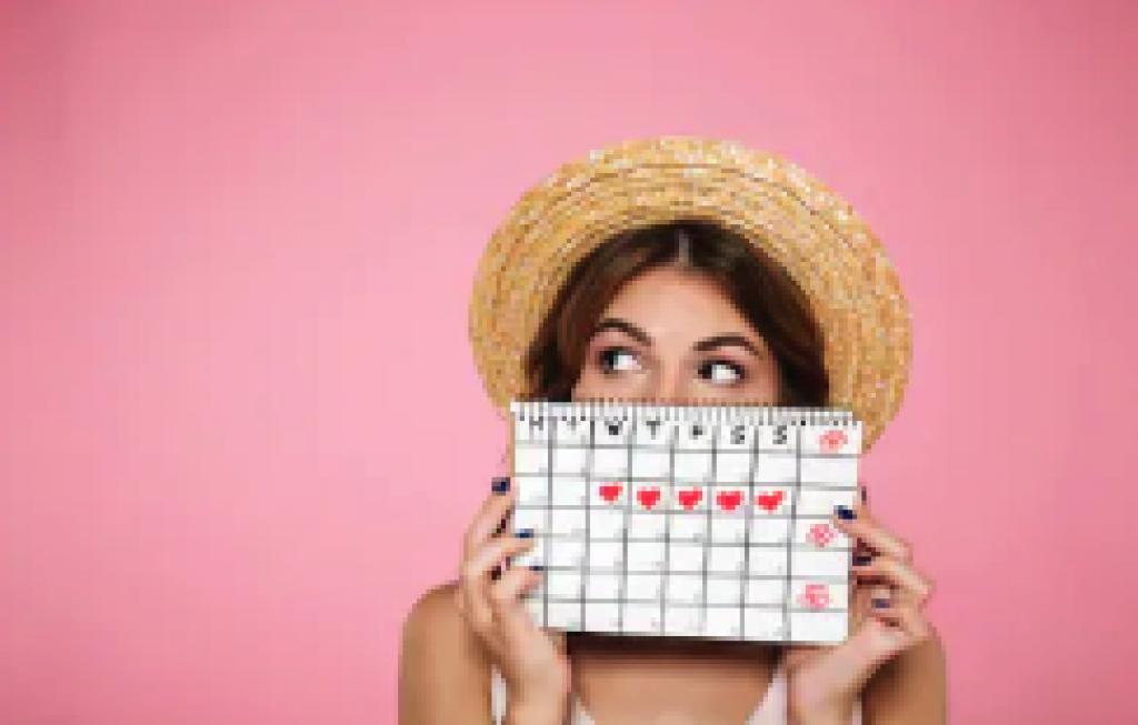 Calendario menstrual