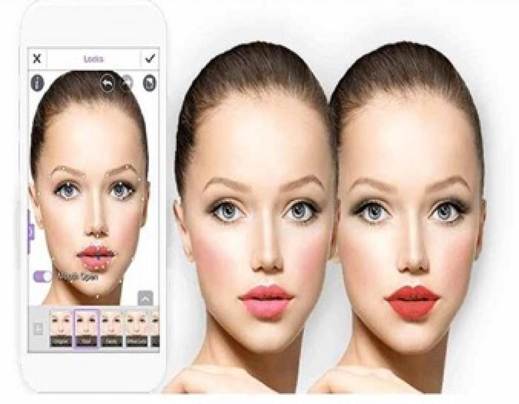 aplicaciones maquillaje
