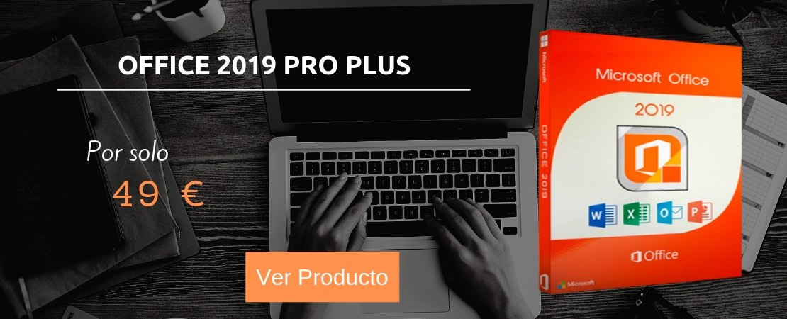 Super Oferta de Office 2019 Pro Plus