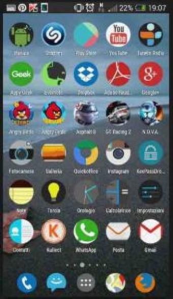 Los 20 Mejores Pack de Iconos para Android en 2020