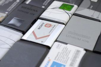 Por qué es importante reciclar las baterías de los móviles