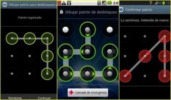 Cómo desbloquear el patrón y contraseña de tu móvil Android