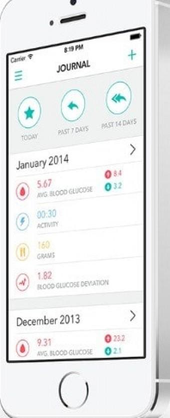Las 9 Mejores Aplicaciones para Diabéticos en iPhone y Android ¡ empieza a controlar tu salud en el 2019!