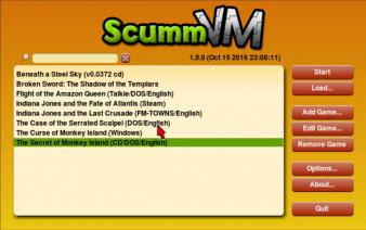 Emulador ScummVM: El mejor emulador de Android