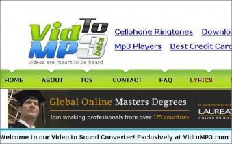 Vidtomp3 – La mejor web para descargar música de Youtube para disfrutar el 2020